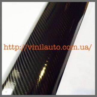 Пленка карбон 6D черная